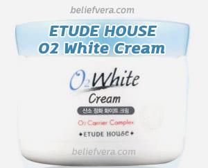 ETUDE HOUSE O2 White Cream